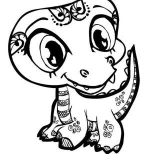 308x308 Lovable With Attractive Images Of Kid Coloring Pages Free
