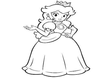 Baby Peach Coloring Pages At Getcolorings Com Free Printable