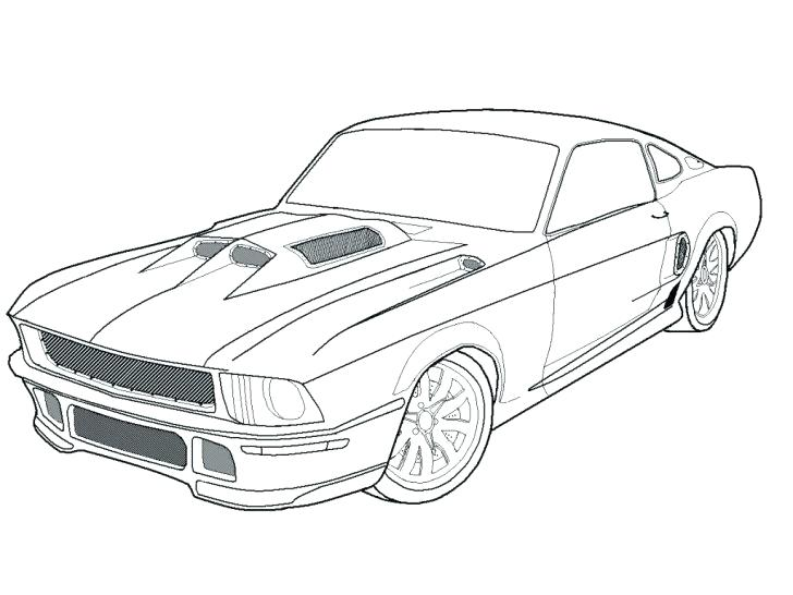 728x546 Classic Cars Coloring Pages Medium Size Of Old Car