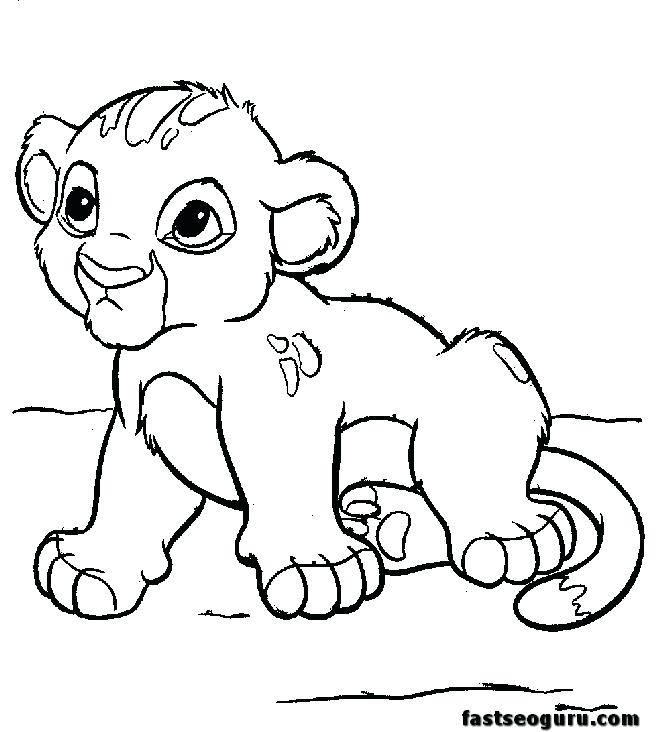 Cartoon Coloring Pages For Kids at GetColorings.com | Free printable ...
