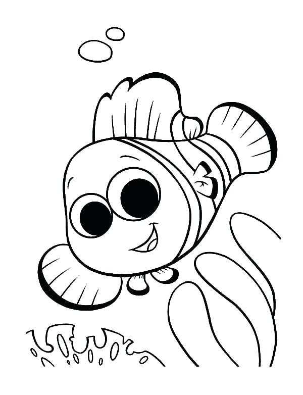 600x782 Clown Face Colouring Page Faces To Color Printable Coloring Fish