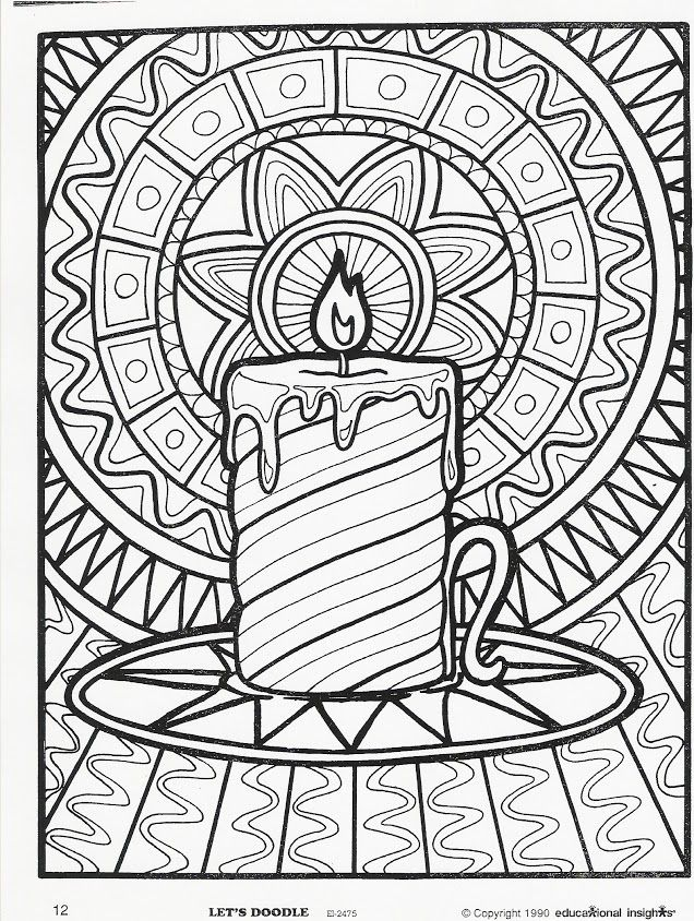 Color Art Coloring Pages