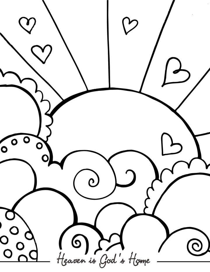 Color Me Coloring Pages