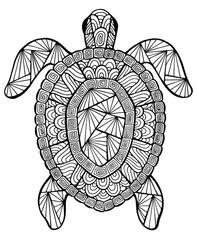 Coloring Pages For Adults Free Printables