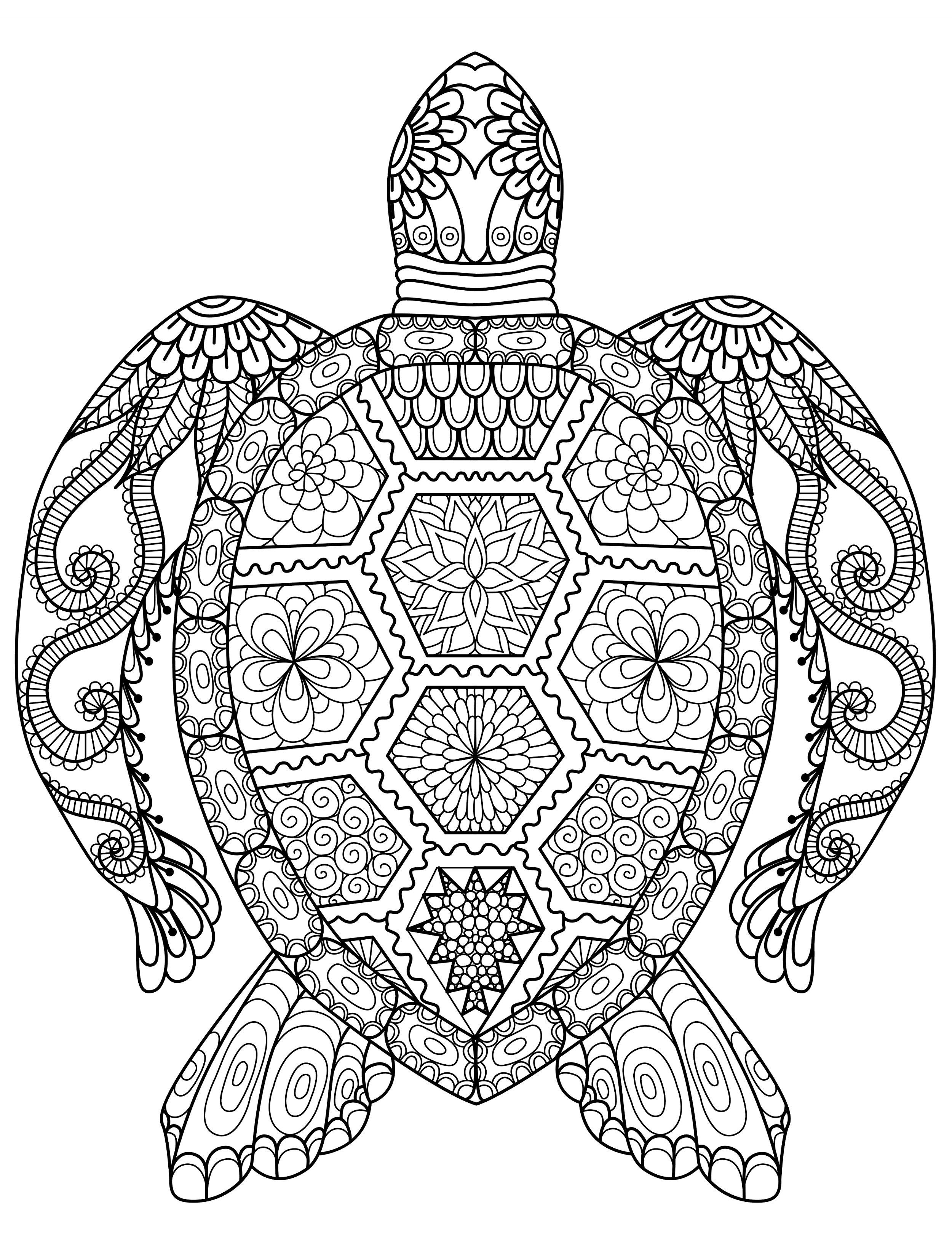 Coloring Pages Online For Adults Free