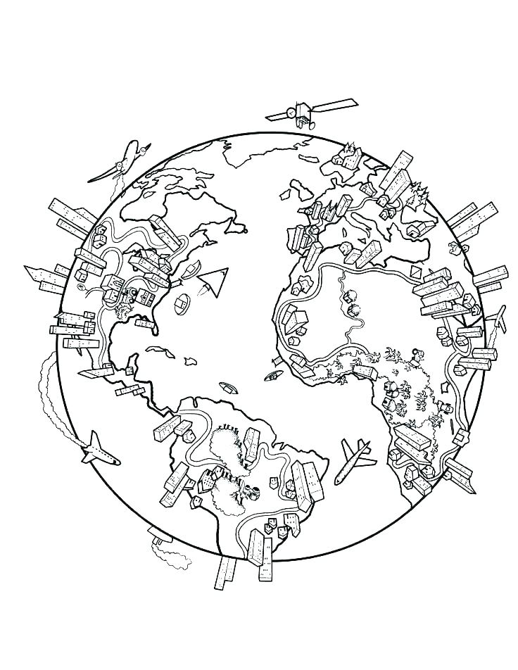 Countries Of The World Coloring Pages at GetColorings.com | Free ...