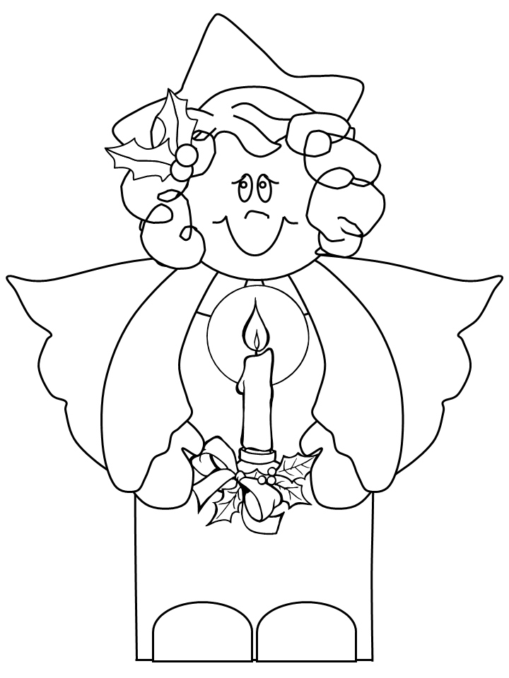 720x960 Angel Coloring Pages Unique Cute Angel Coloring Pages Kids