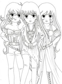 Cute Coloring Pages For Girls To Print At Getcolorings Com Free