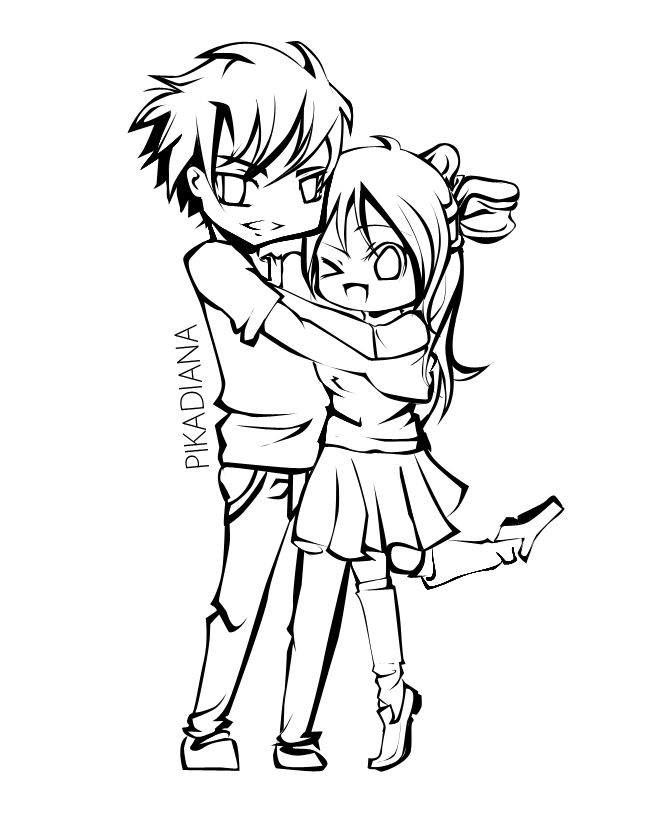 654x822 Cute Couple Coloring Pages Doodle~~~~drawings
