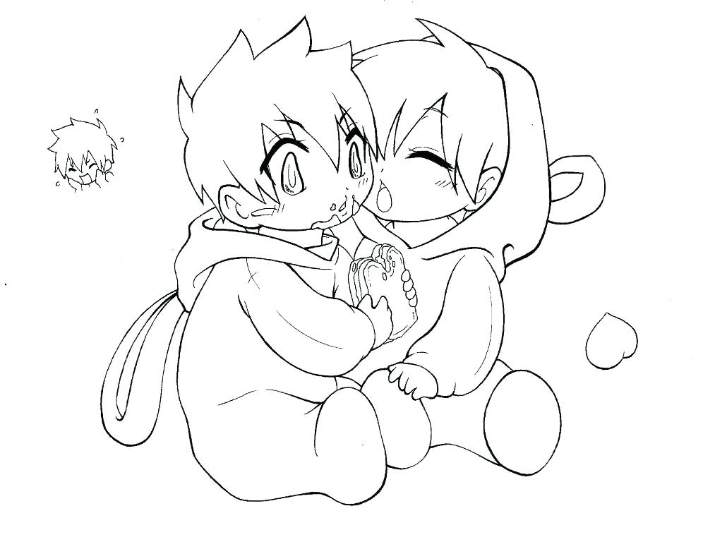 1013x768 Anime Couples Coloring Pages Cutenime Couple Coloring Pages