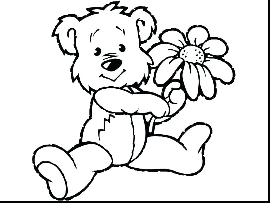 878x659 Panda Bear Coloring Pages Panda Bear Coloring Page Cute Panda