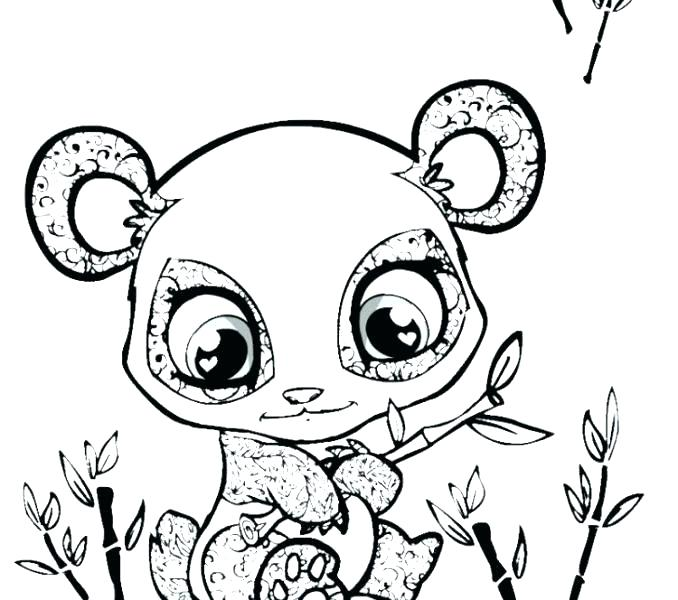 678x600 Panda Coloring Page Bear Coloring Pages Cute Panda Coloring Pages