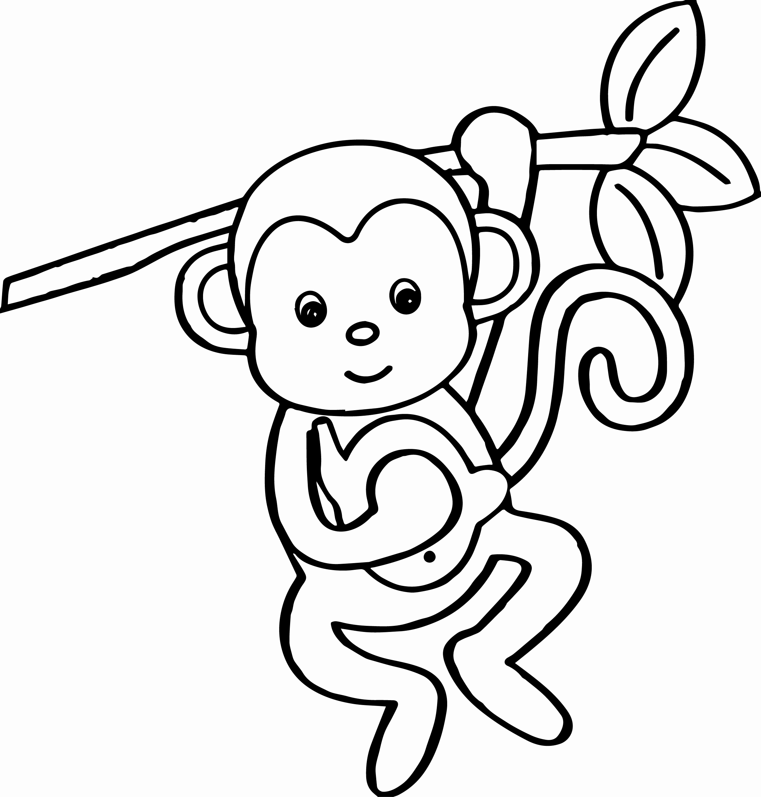 Cute Things Coloring Pages