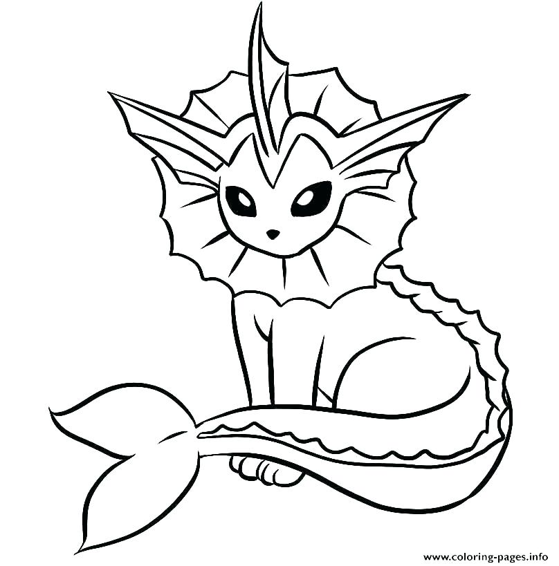 808x819 Eevee Evolutions Coloring Pages Coloring Pages Coloring Pages