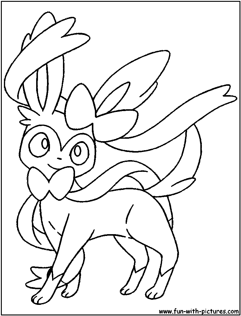 800x1050 Pokemon Coloring Pages Eevee Evolutions Az Coloring Pages Pokemon