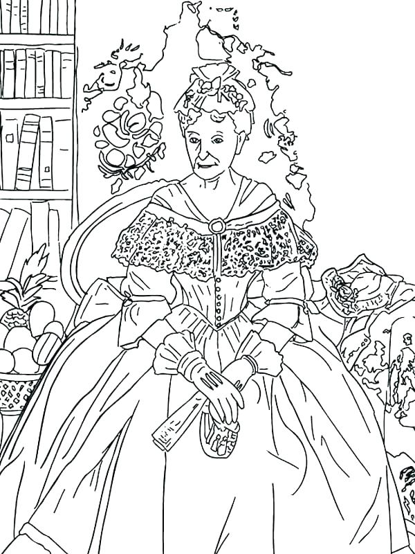 600x800 Famous Artists Coloring Pages Vanda
