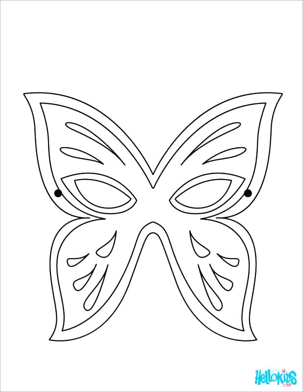 618x799 Butterfly Color Pages Butterfly Coloring Pages For Toddlers