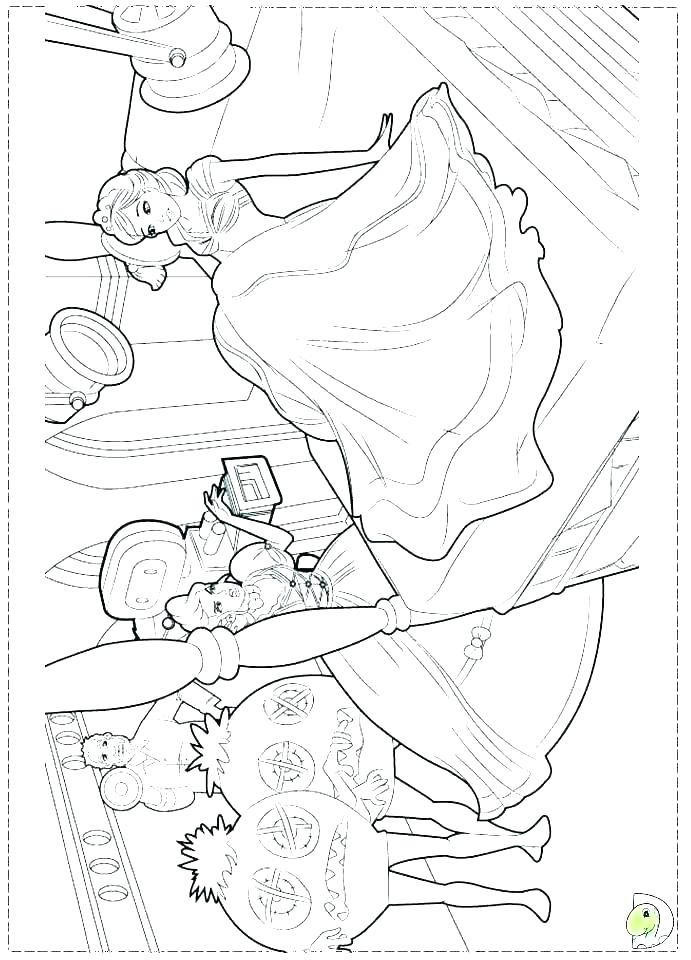691x960 Fairy Tail Coloring Pages Fairy Tale Coloring Pages As Well As