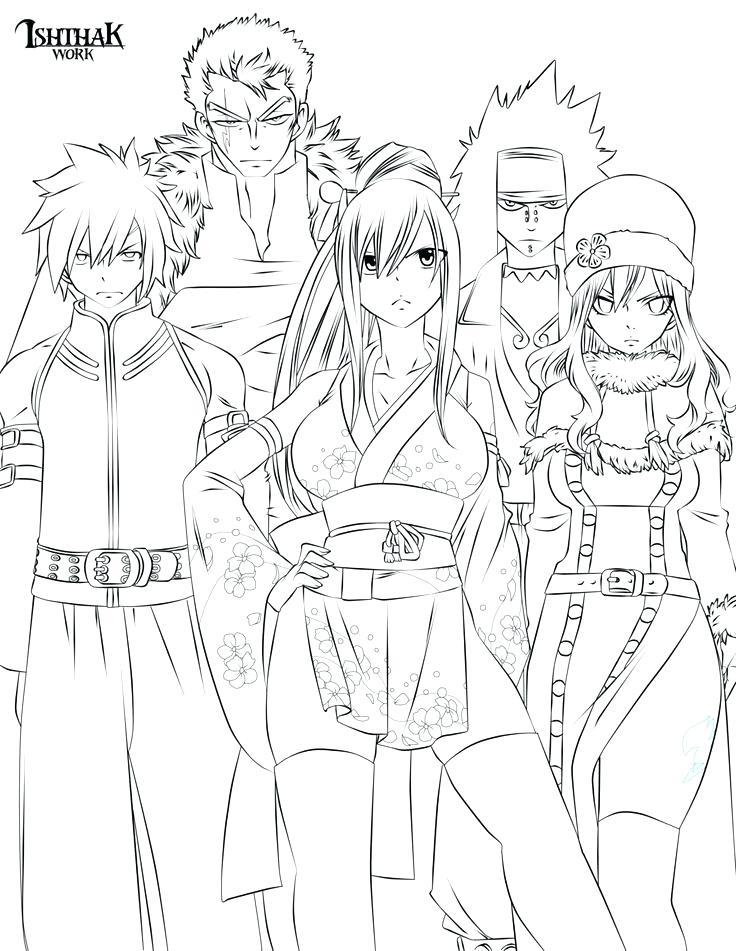 736x951 Fairy Tale Coloring Pages Fairy Tail Coloring Pages Anime A Fairy