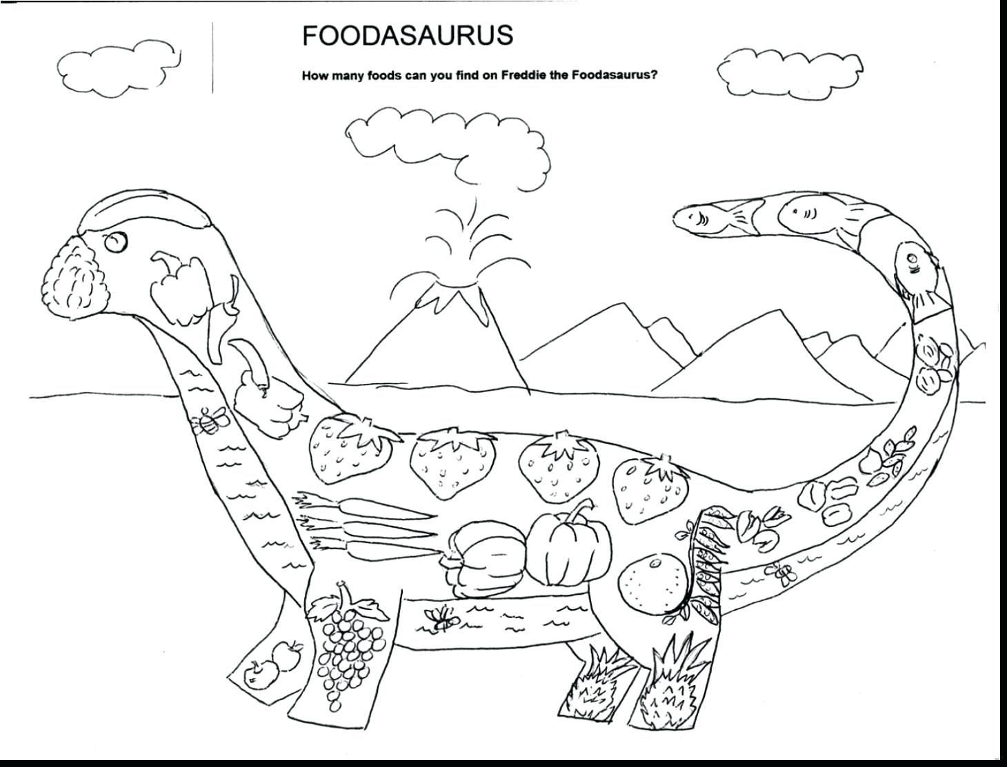 1460x1113 Food Group Coloring Pages