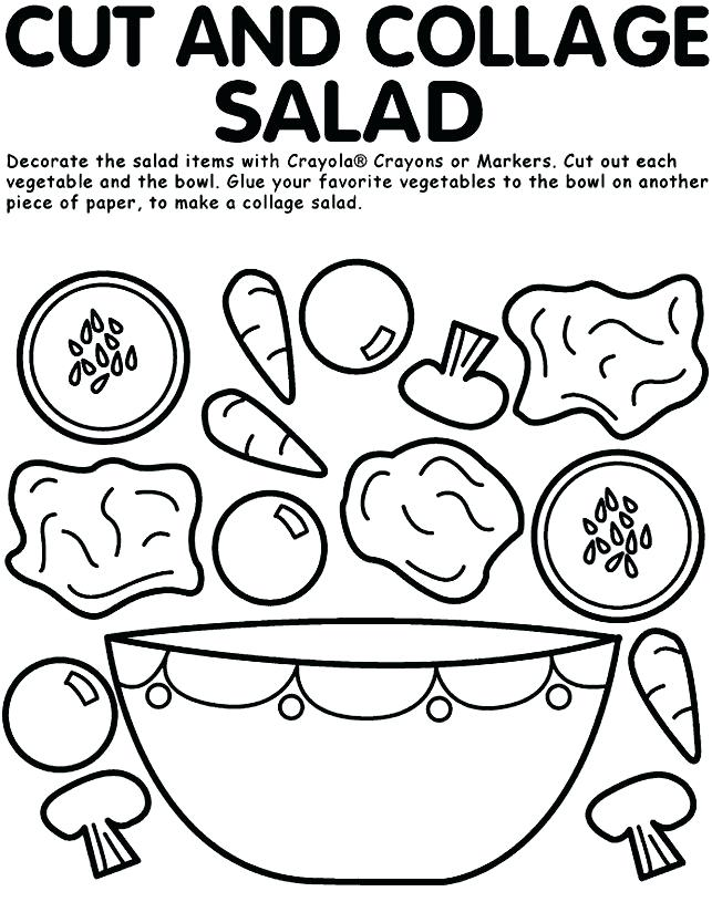643x815 Health And Nutrition Coloring Pages Vanda