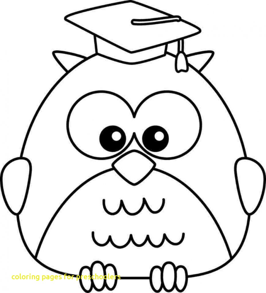 927x1024 Coloring Pages For Preschoolers