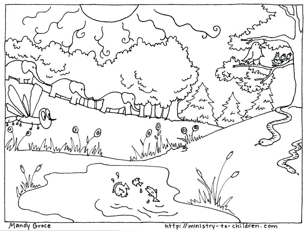 1024x767 Preschool Bible Coloring Pages Preschool Bible Coloring Pages