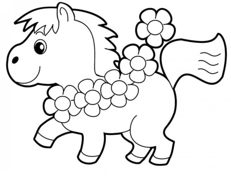 960x730 Toddler Coloring Pages