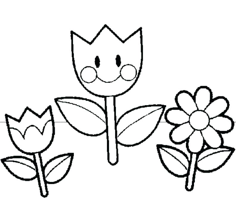 792x708 Coloring Pages Toddlers Basic Shapes Printable Coloring Page