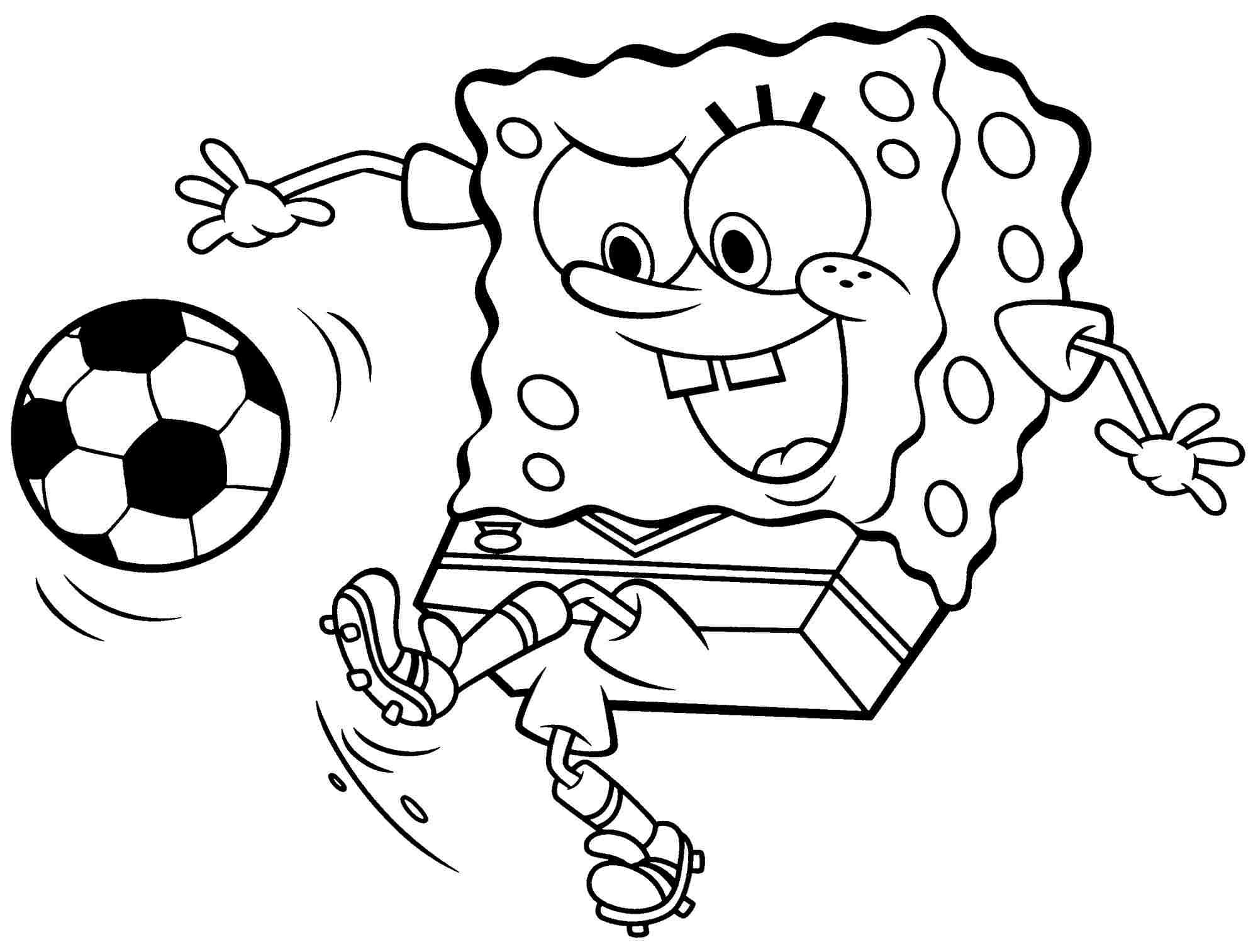 2000x1513 Free Spongebob Coloring Pages