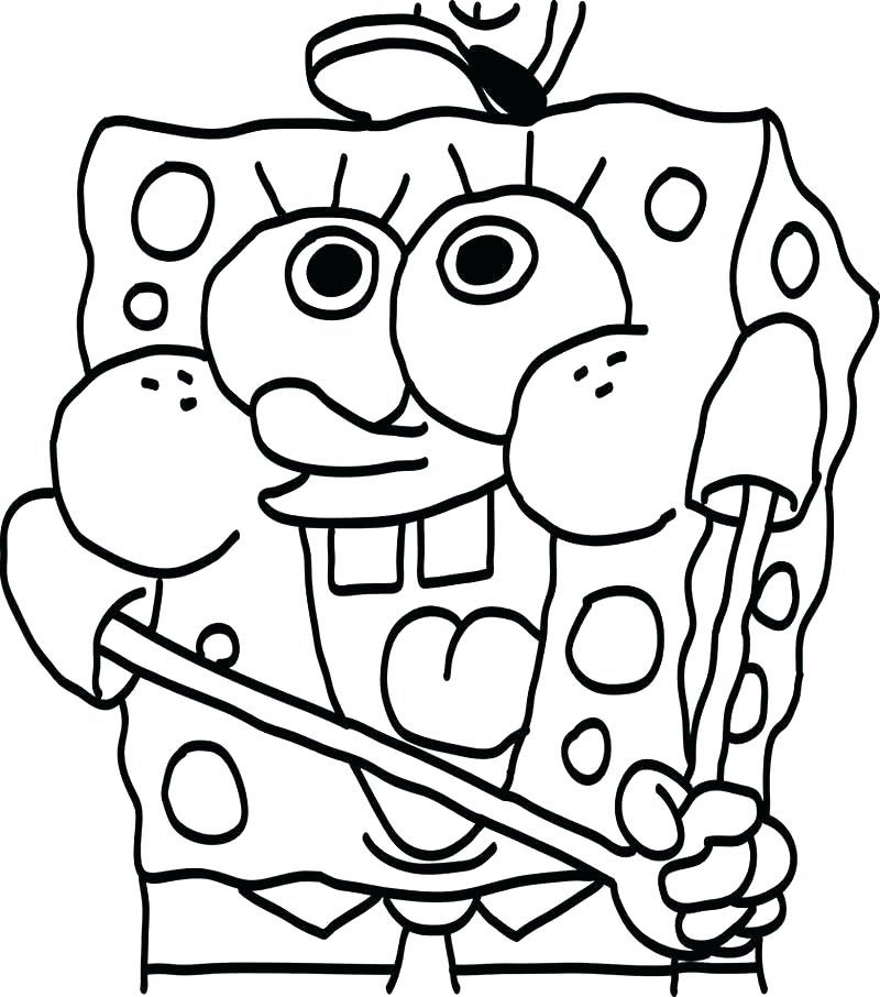 800x906 Spongebob Coloring Page Color Page Glamorous Coloring Pages New