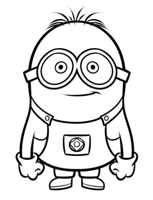 Fun Coloring Pages For Preschoolers