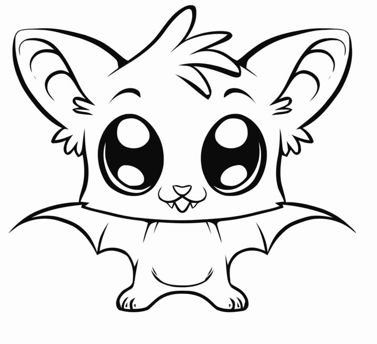 736x672 Halloween Coloring Pages Bats