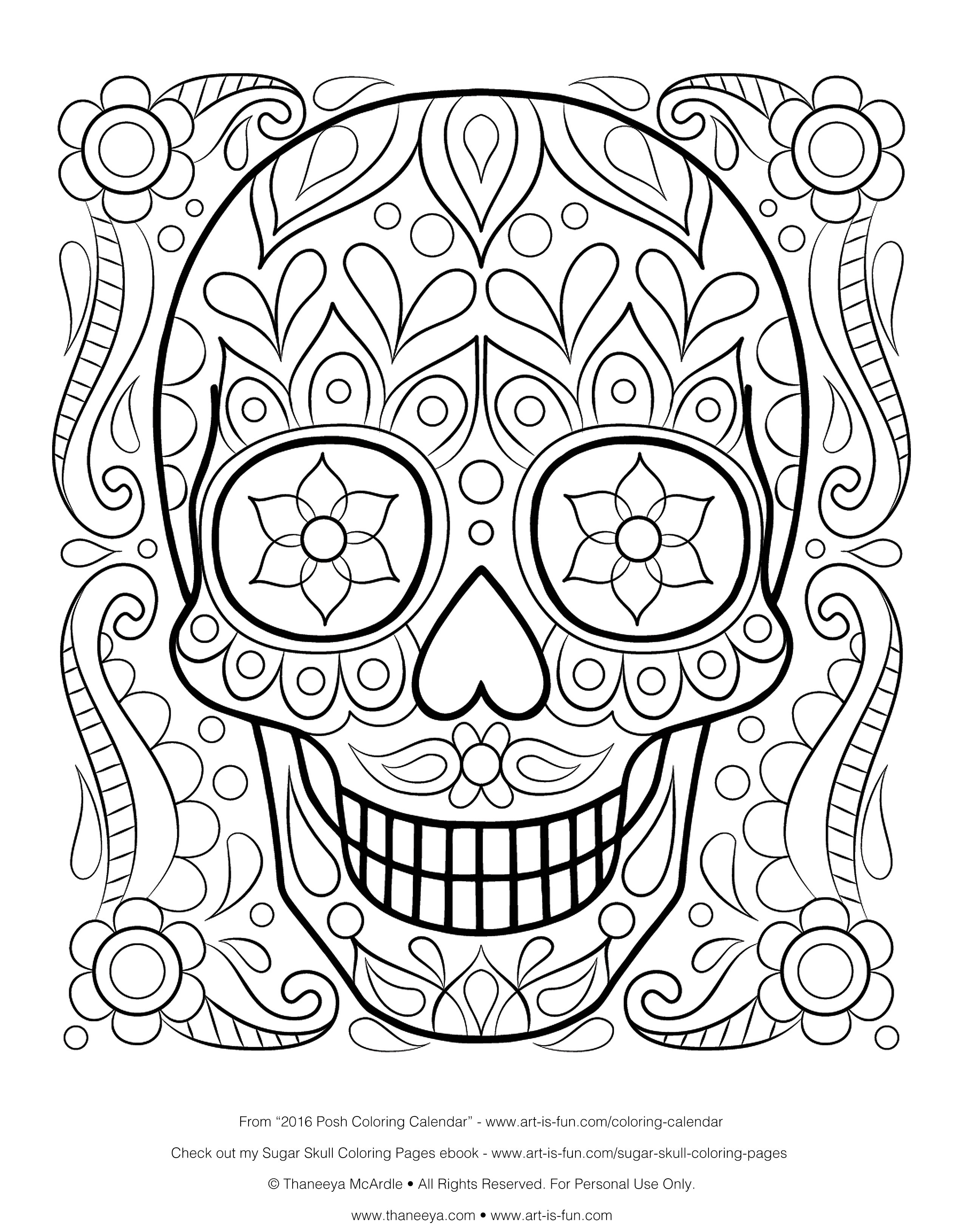 2550x3263 Halloween Coloring Pages Day Of The Dead New Fresh Book Dia De Los
