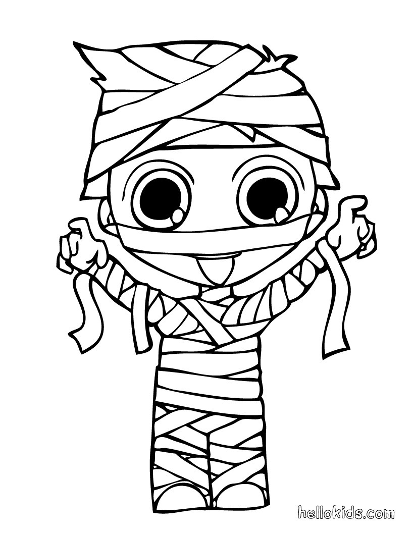 820x1060 Cute Pumpkin Coloring Pages