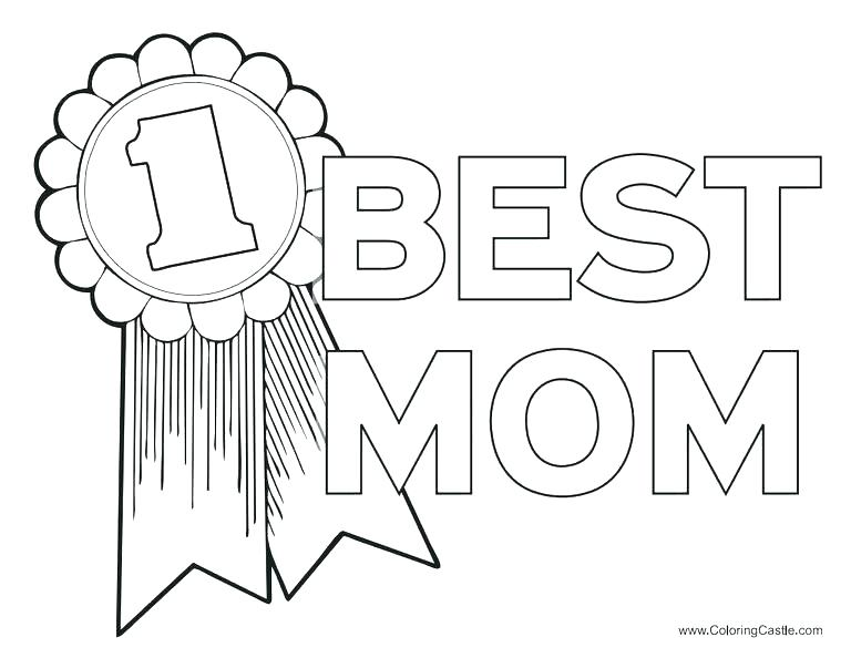768x594 Mom Coloring Pictures Happy Birthday Mommy Coloring Pages Birthday