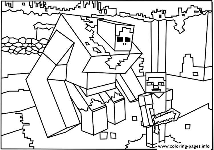 750x524 minecraft lego coloring pages