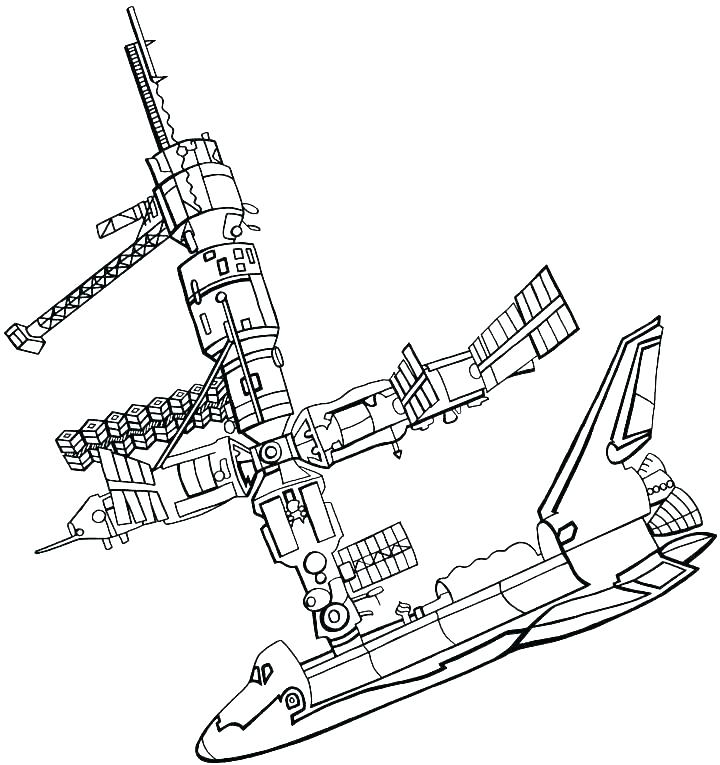 Nasa Space Shuttle Coloring Pages at GetColorings.com | Free ...