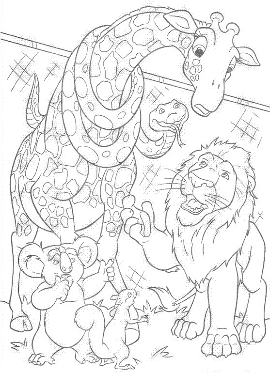 New Adult Coloring Pages