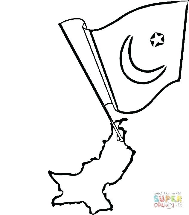 632x720 World Flags Coloring Pages 4 Flag Coloring Sheets New York State