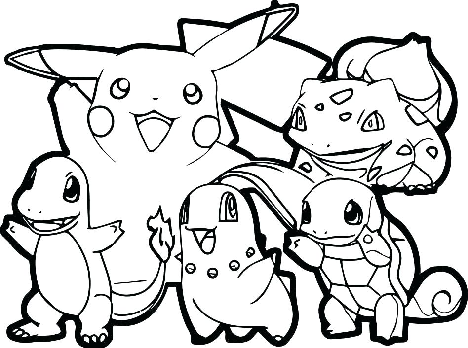 948x706 Pokemon Coloring Pages Black And White Pokemon Black And White 2