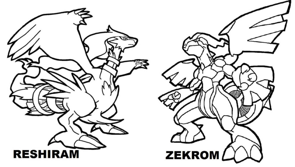 Pokemon Coloring Pages Latios