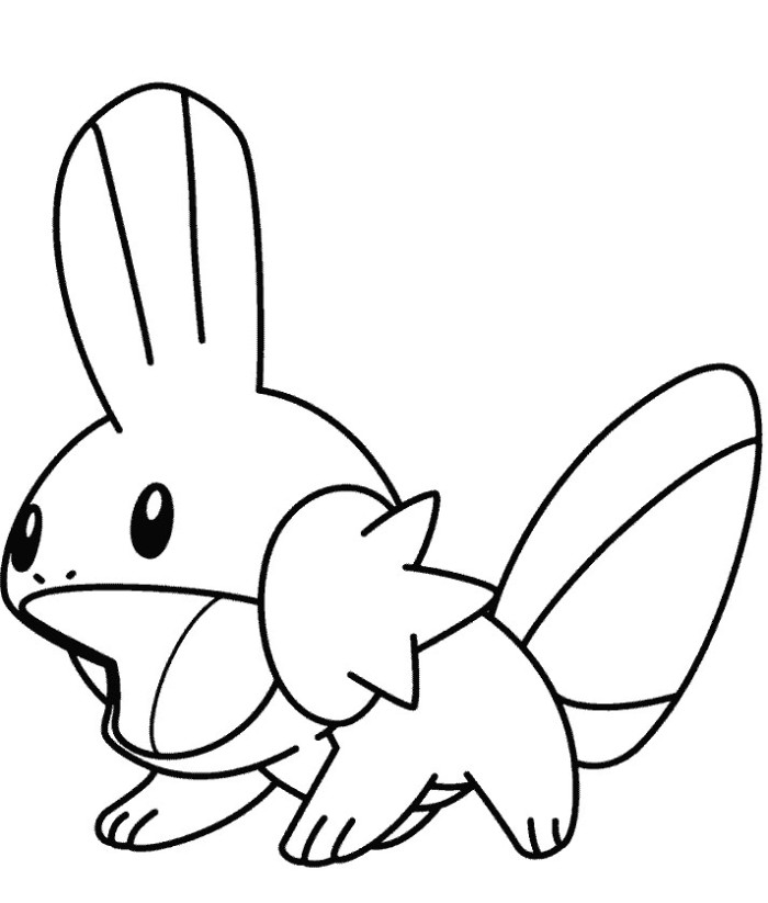 700x823 Munkip Pokemon Coloring Pages