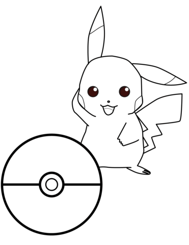 371x480 Pokemon Coloring Pages Printable 24211