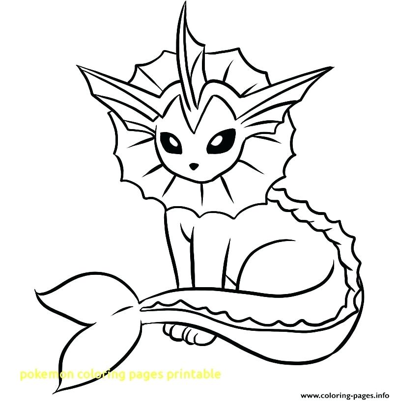 808x819 Coloring Pages Printable Pokemon