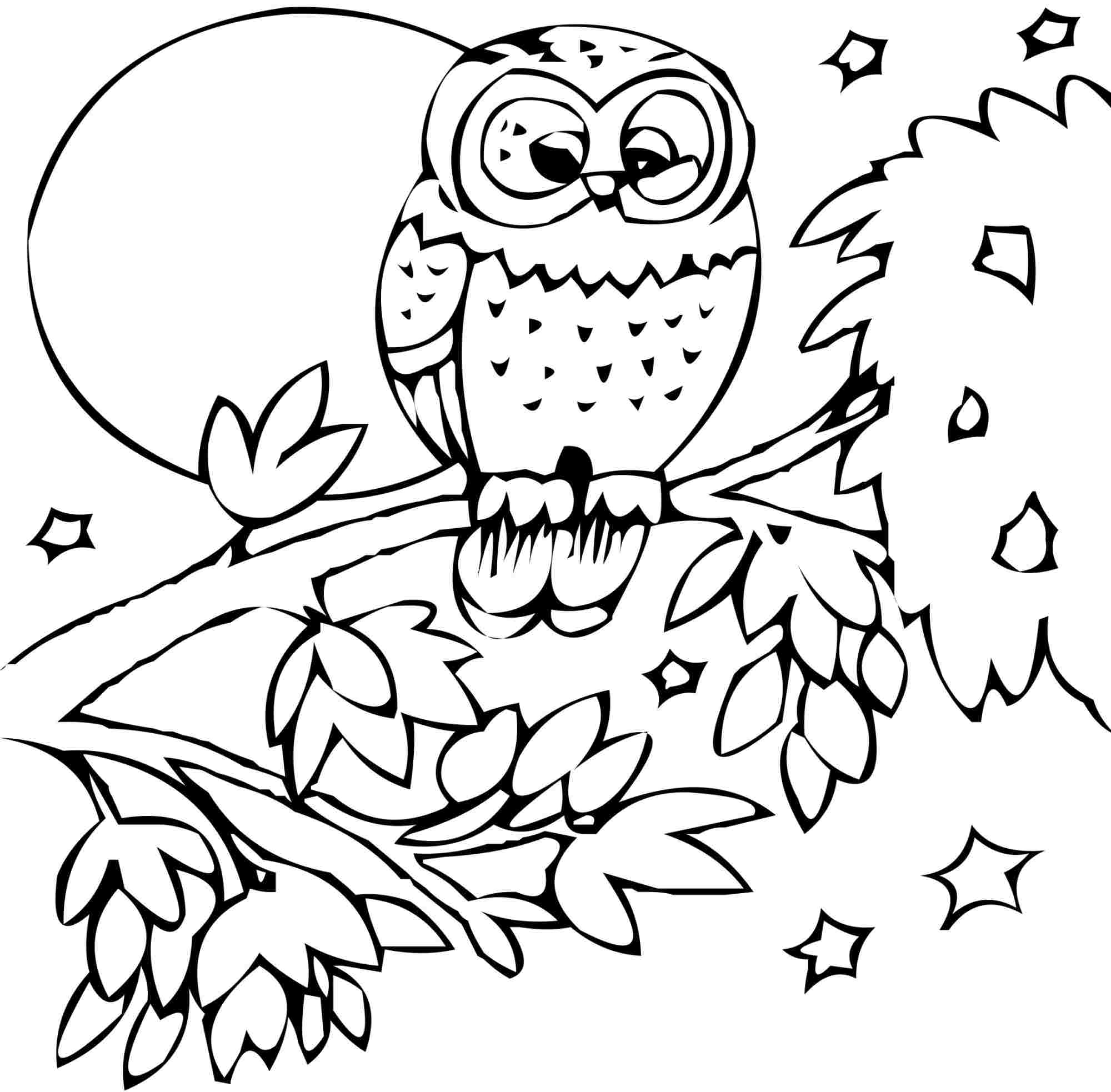 Printable Coloring Pages For Adults Animals