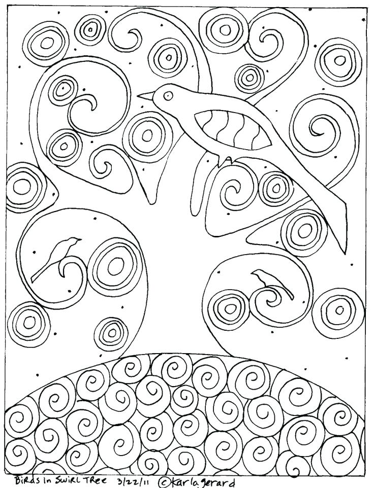 736x962 Mosaic Coloring Pages Adult Printable Mosaic Coloring Pages
