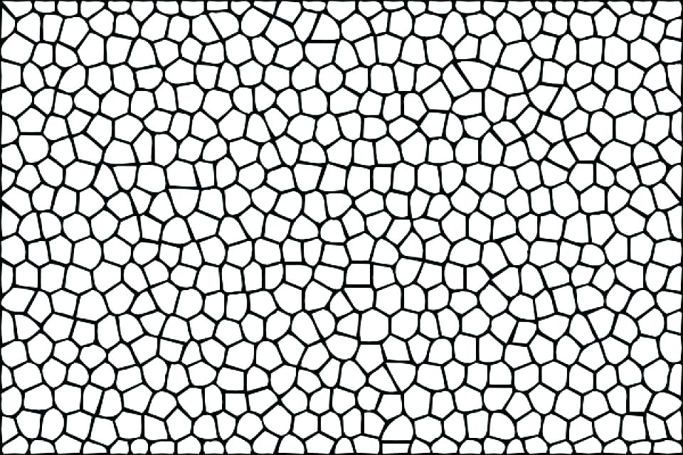 960x640 Printable Mosaic Coloring Pages Mosaic Coloring Pages Mosaic