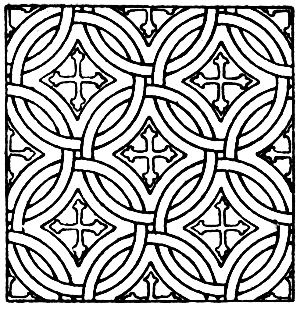 984x1024 Unique Roman Mosaic Coloring Pages Free Printable Gallery Great
