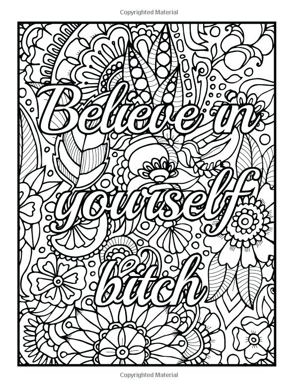 Printable Therapeutic Coloring